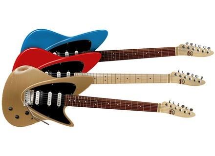Crazy Custom Guitars Mako Series
