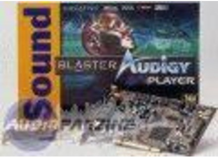 Creative Labs Sound Blaster Audigy Gamer