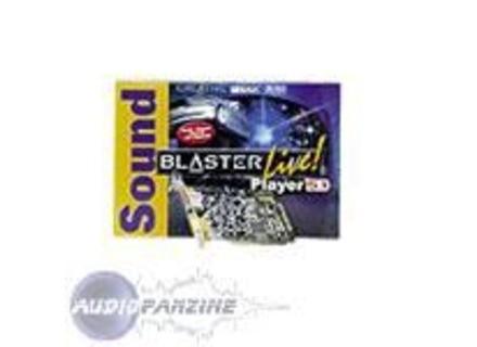 Creative Labs Sound Blaster Live! Player 1024