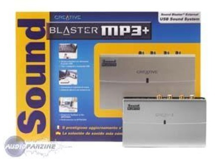 Creative Labs Sound Blaster MP3+