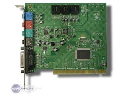 Creative Labs Sound Blaster PCI 128