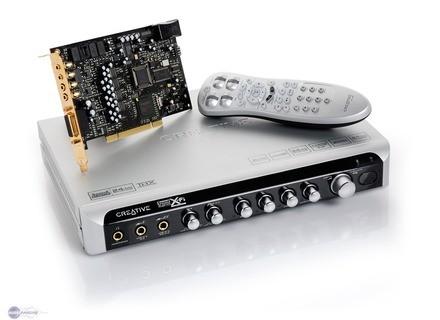 Creative Labs Sound Blaster X-Fi Elite Pro