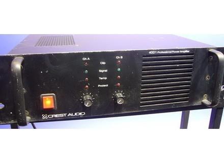 Crest Audio 4001