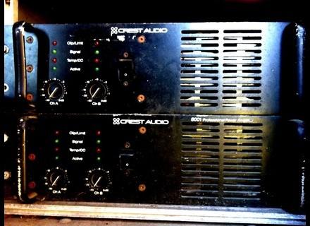 Crest Audio 8001