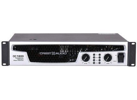 Crest Audio CC 1800