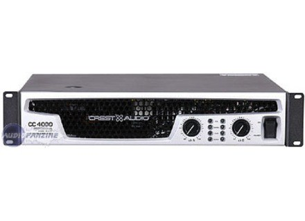 Crest Audio CC 4000