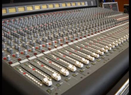 Crest Audio X monitor