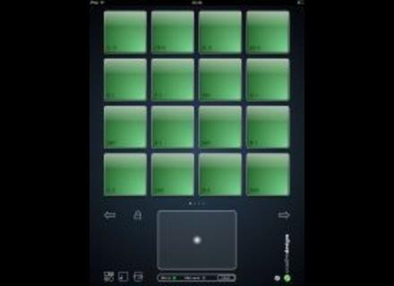 Crossfire Designs MIDIPadz Lite