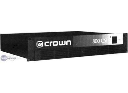 Crown 800 CSL