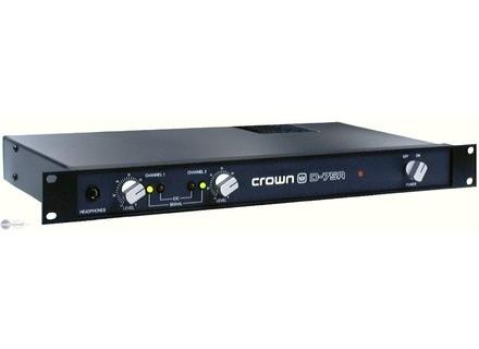 Crown D75A