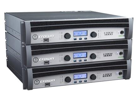 Crown I-T5000 HD