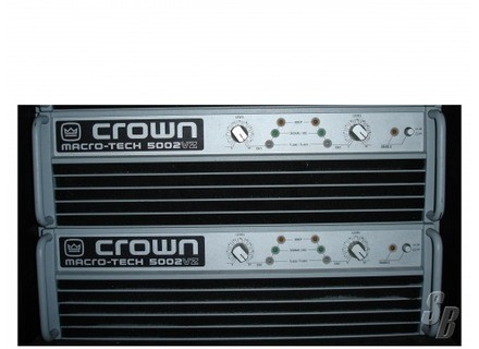 Crown MA 5002 VZ