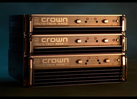 Crown MA 5002VZ Anniversary Edition