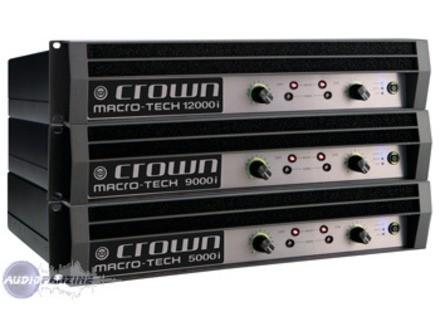 Crown MA12000i