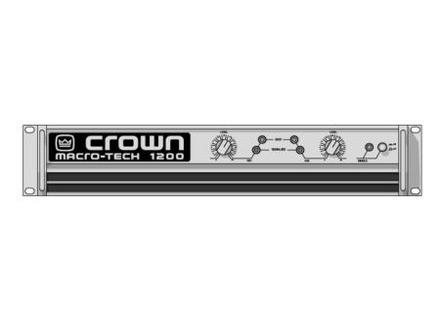 Crown Mactro-Tech 1200