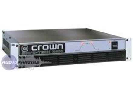 Crown Micro-Tech 2400