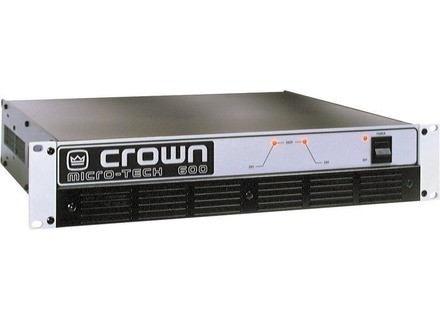 Crown Micro-Tech 600