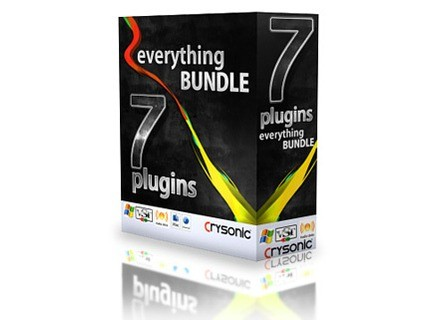 Crysonic CryEverything 7 Bundle