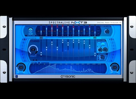 Crysonic Spectralive NXT 3
