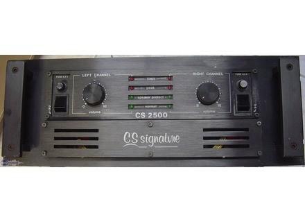 CS Signature CS 2500