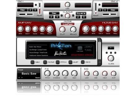 CubicAudio ProTon