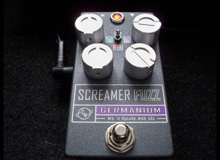 Cusack Music Screamer Fuzz Germanium