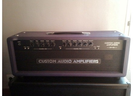 Custom Audio Electronics OD 100 se+