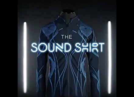 CuteCircuit Sound Shirt