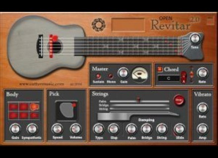 CutterMusic Revitar 2