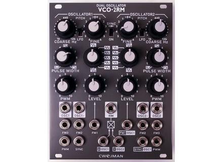 Cwejman VCO-2RM