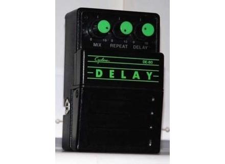 Cyclone DE-80 Delay