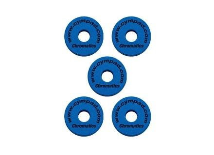 Cympad Chromatics 40/15mm Set Blue