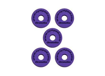 Cympad Chromatics 40/15mm Set Purple