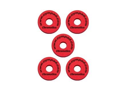 Cympad Chromatics 40/15mm Set Red