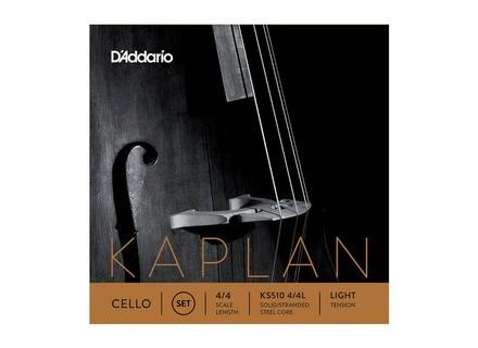 D'Addario Kaplan Cello