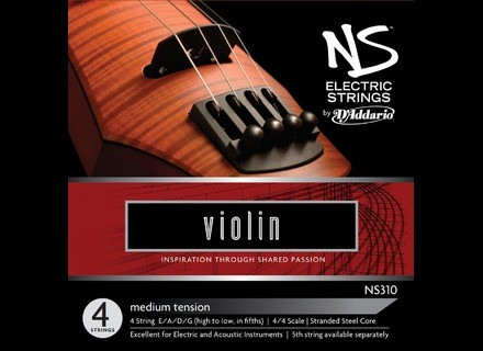 D'Addario NS Electric Strings