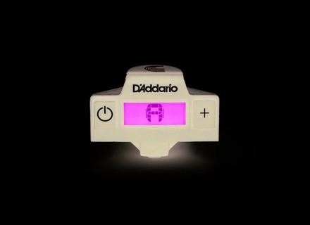 D'Addario NS Micro Soundhole Tuner