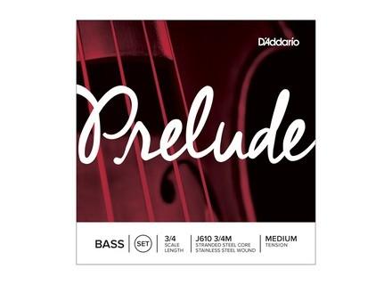 D'Addario Prelude Double Bass