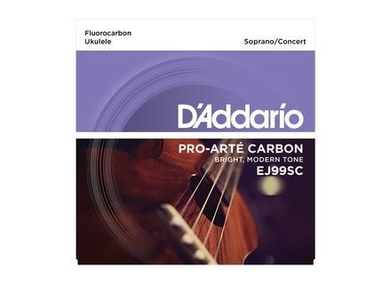 D'Addario Pro-Arté Carbon Ukulele