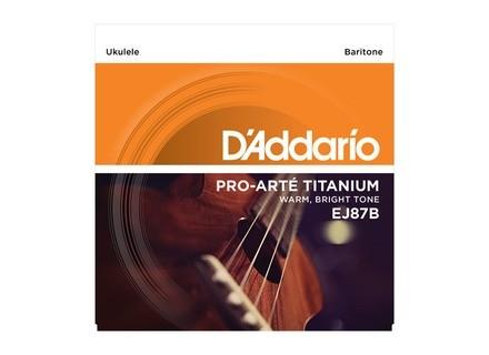 D'Addario Pro-Arté Titanium Ukulele