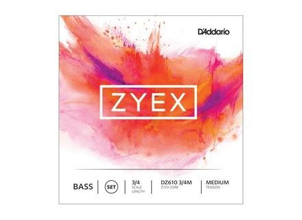 D'Addario Zyex Double Bass