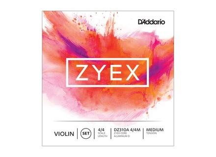 D'Addario Zyex Violin
