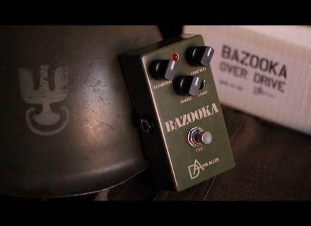 D. Allen Pickups Bazooka