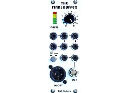 D&D Modules The Final Buffer