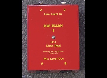 D.W. Fearn LP-1 Line Pad