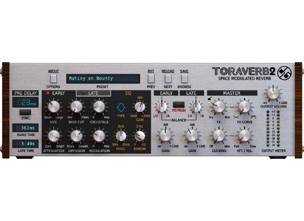 D16 Group Toraverb 2