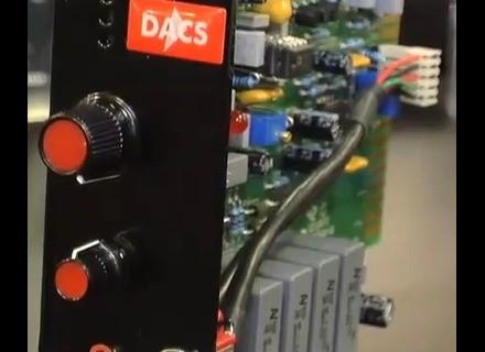 DACS MicAmp 500