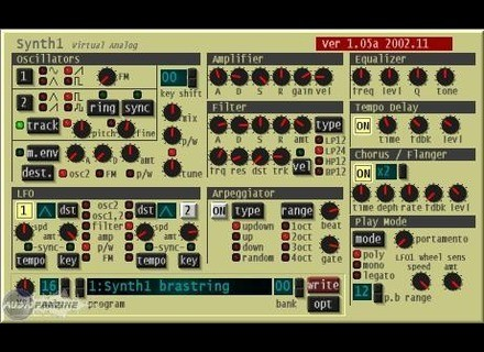 Synth1 [Freeware]