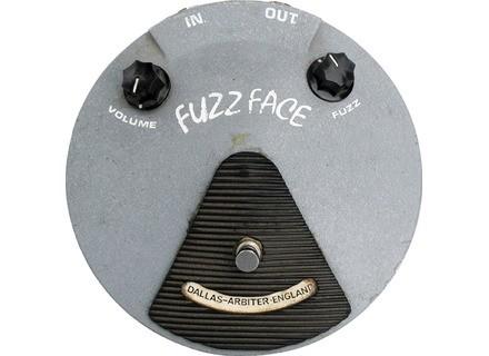 Dallas - Arbiter Fuzz Face - originale vintage 60's / 70's