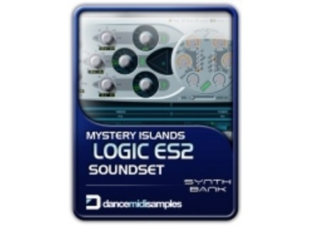 Dance Midi Samples Mystery Islands: Apple Logic ES2 Trance Soundset